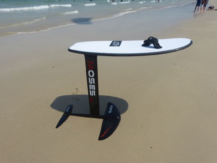 Axis Tray Foilboard